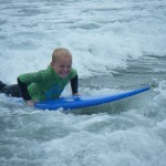 Surf Lesson in Corwnall