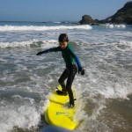 Surf Lesson in Cornwall