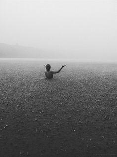 rain surfing