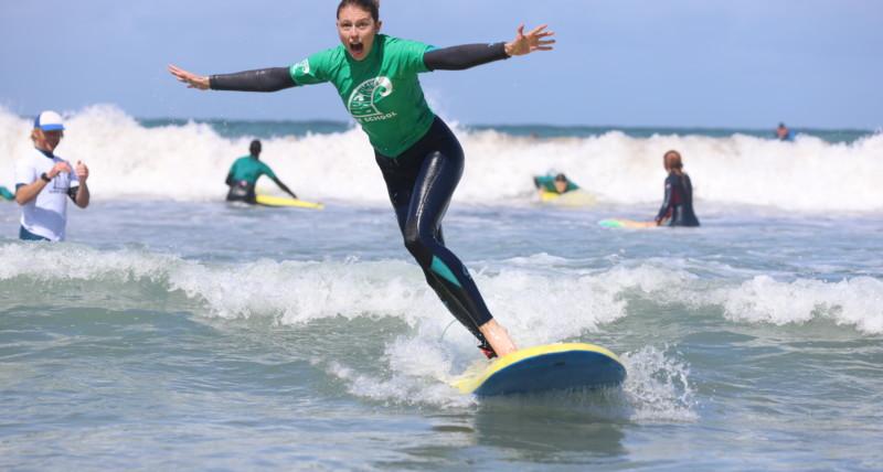 Single Surf Lesson