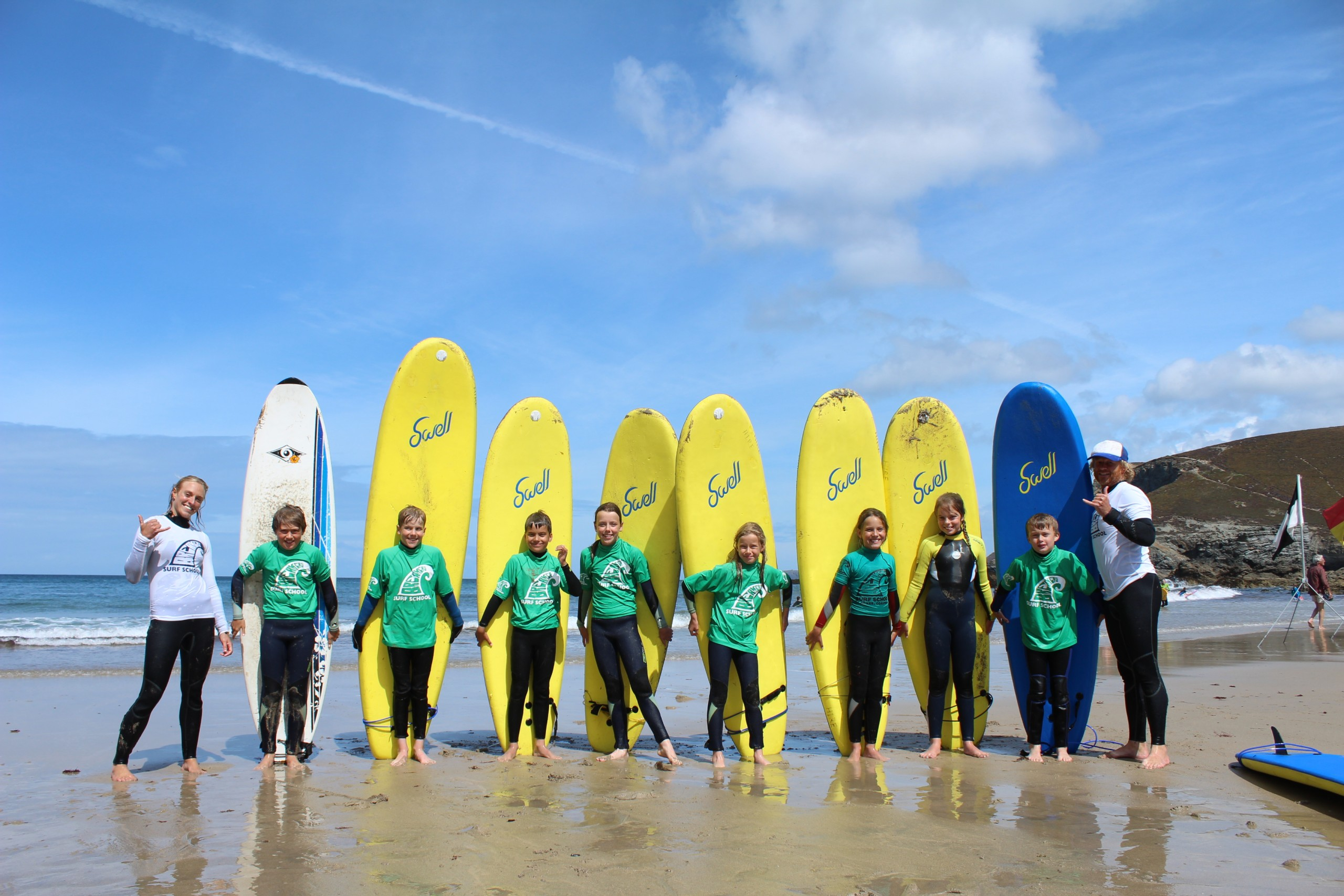 Kids Surf Lessons
