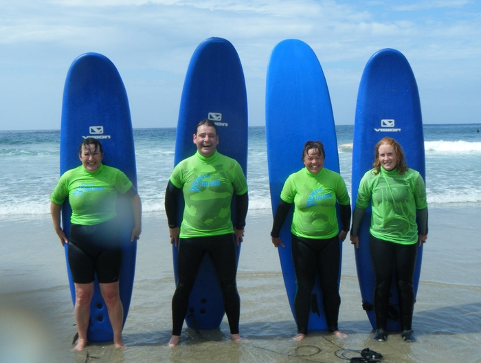 Surf Lesson Group Discounts