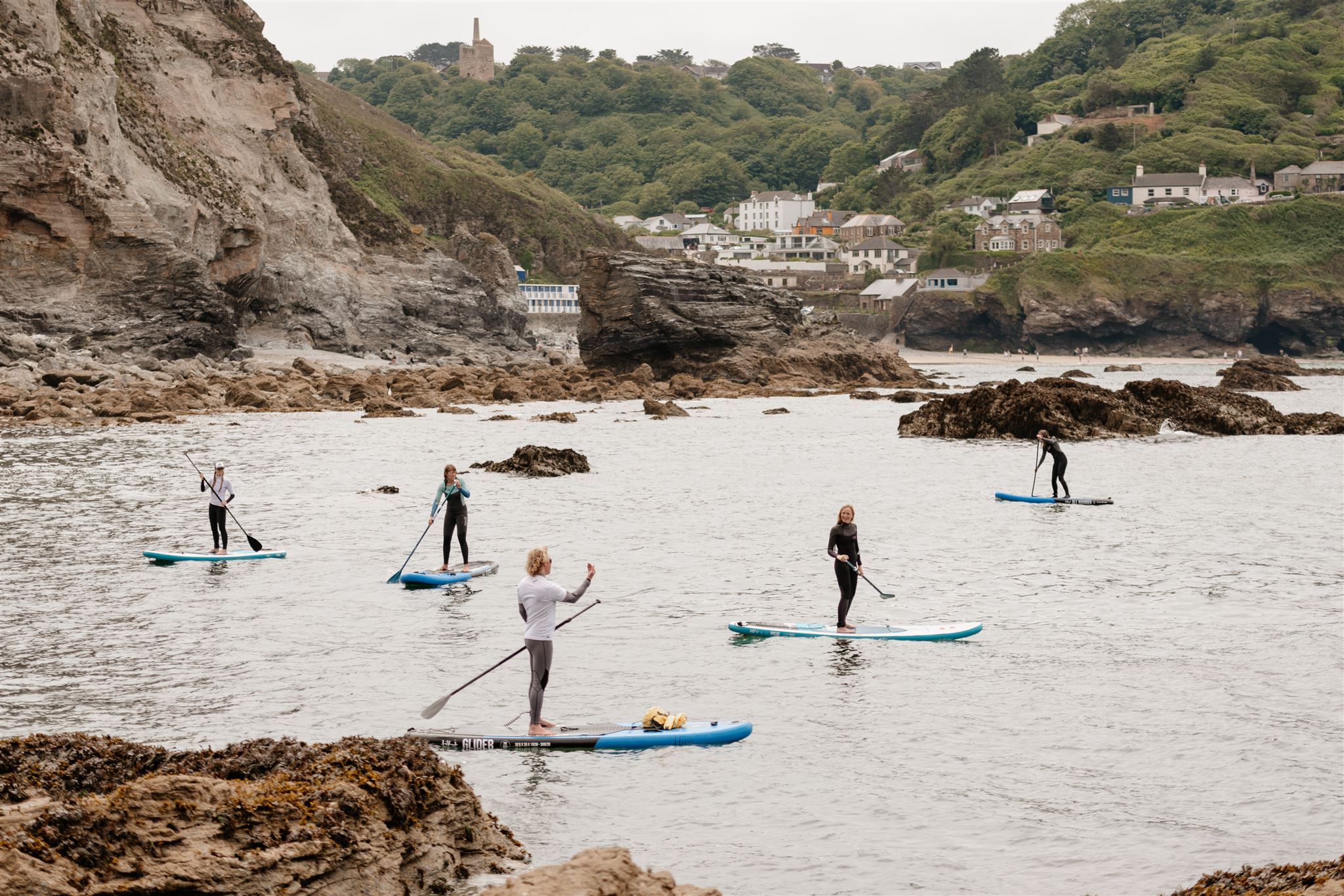 Stand Up Paddleboard lesson