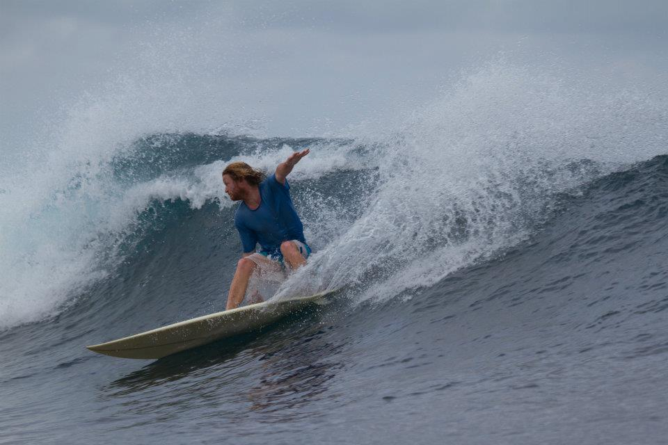Advanced surf lessosns